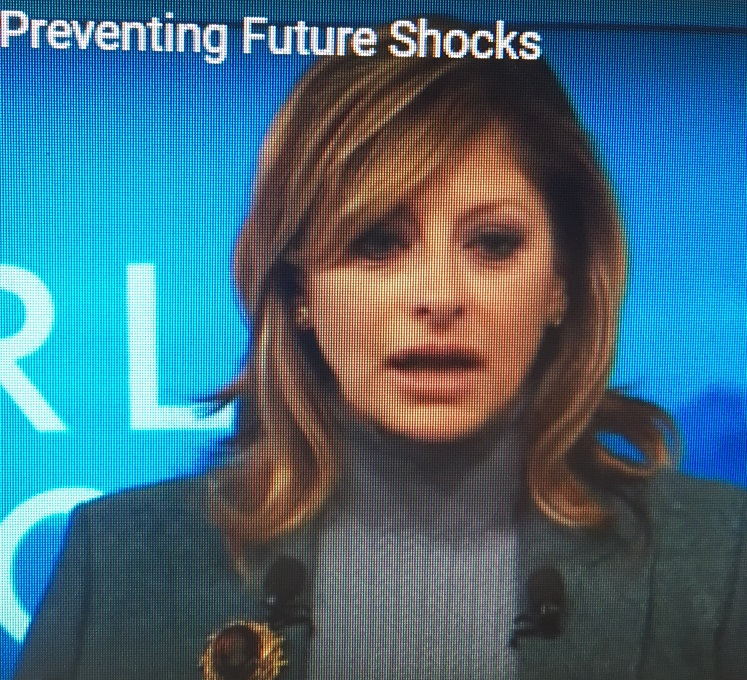 Davos2016PreventingFutureShocks-Moderator Maria Bartiromo final
