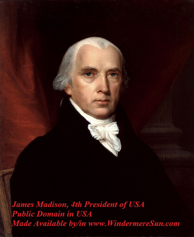 Egg Roll-James_Madison 4th pres pub do in USA final