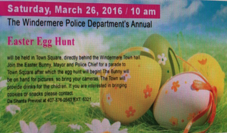 Windermere Easter Egg Hunt final