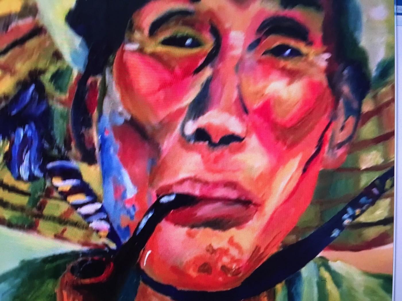 Art Show of Windermere Prep School- art works1 of Marshal Dhanani