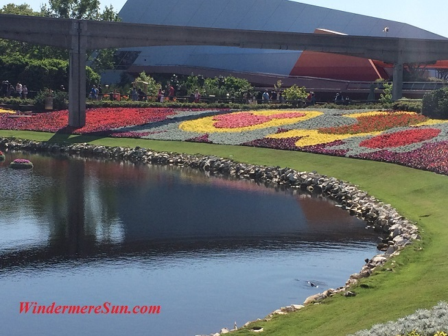 28. Epcot-flower display in water6 final