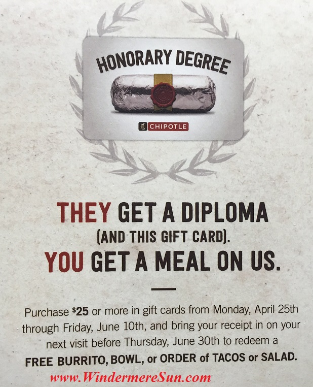 Chipotle Honorary Degree 5 final