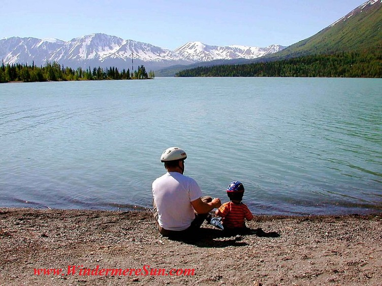 Fathers_day_father_with_kid_on_lake PD by Karen Laubenstein final