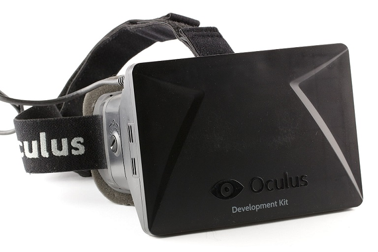 VR-Oculus_Rift_-_Developer_Version_-_Front CC credit Sebastian Stabinger,Oculus VR, a company Facebook acquired in 2014  for $2 billion final