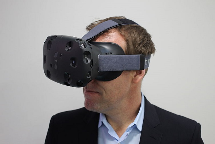 VR-VR headset called the HTC Vive Developed in co-production between HTC and Valve Corporation.HTC_Vive_16 CC credit Maurizio Pesce final