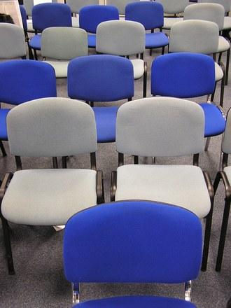 meeting chairs-1442847 photographed by Michal Zacharzewski