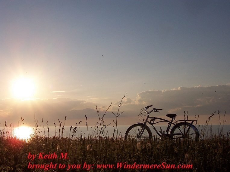 bike-sunset-bike-1367209, freeimages, by Keith M. final
