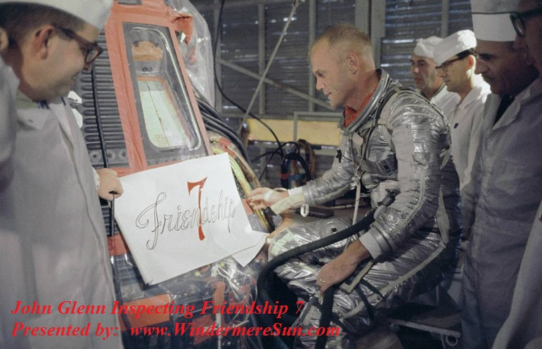 John Glenn Inspecting Friendship 7 final