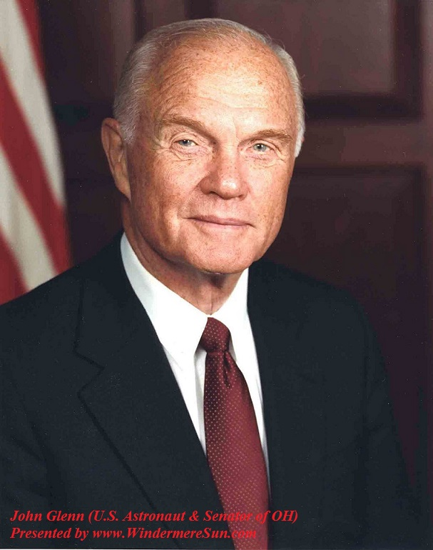 John Glenn Official Portrait, PD final