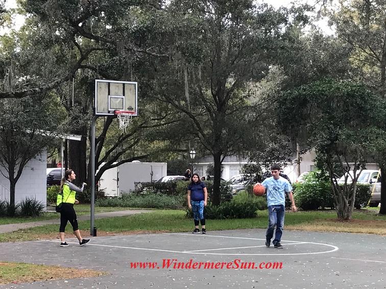 Basketball Players final