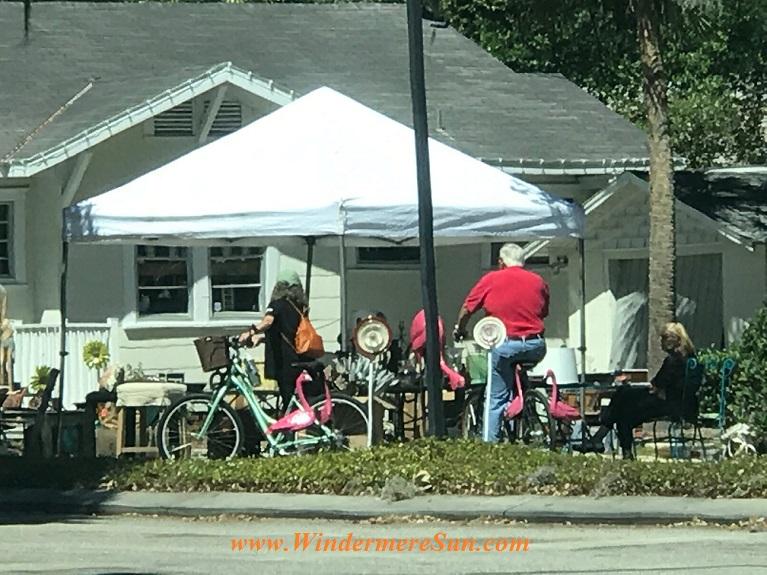 Bikers in neighborhood final