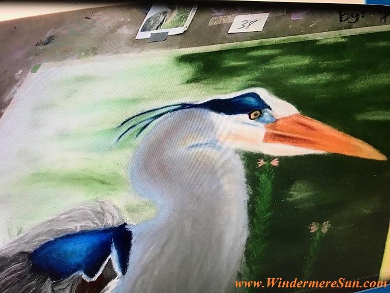 Bird #38 art work-2 final