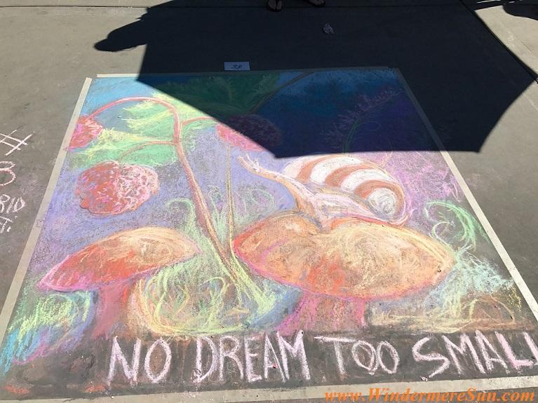 No Dream Too Small-1 #3 art work final