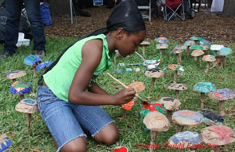 Painting mushrooms final