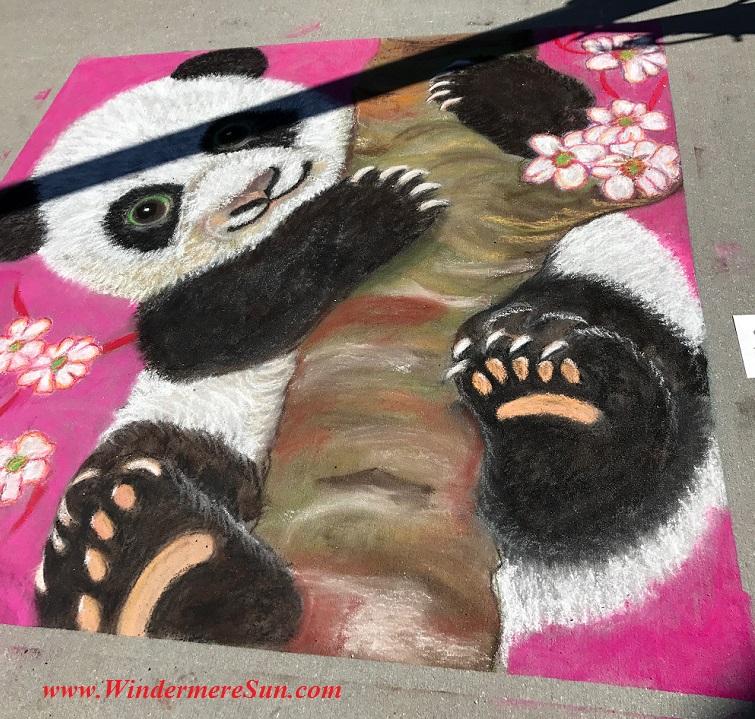 Panda Bear art work final