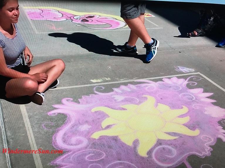 Sun-flower art work final
