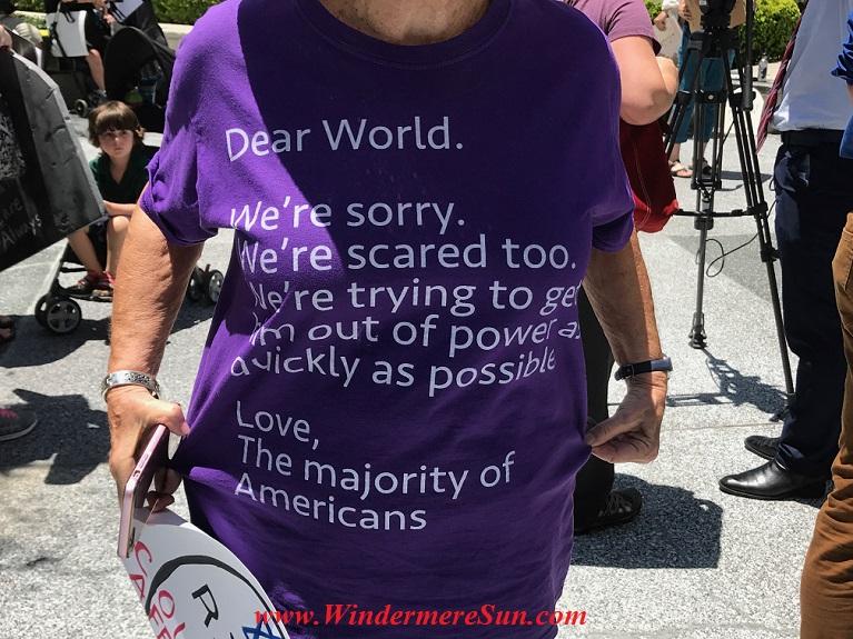Dear World Shirt final
