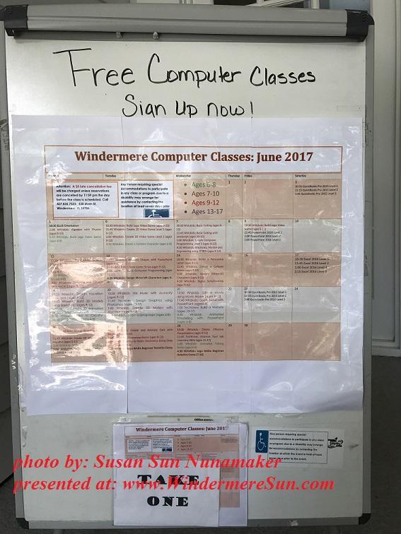 Free computer classes final