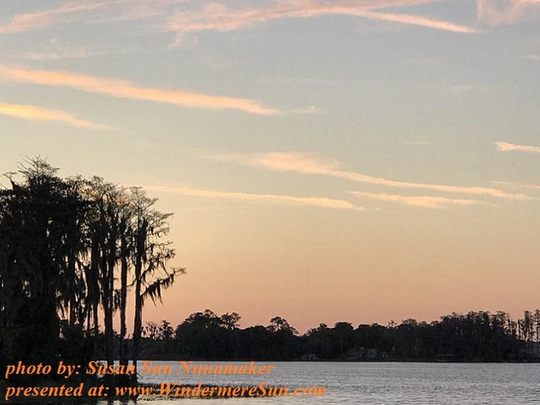 lake at sunset final