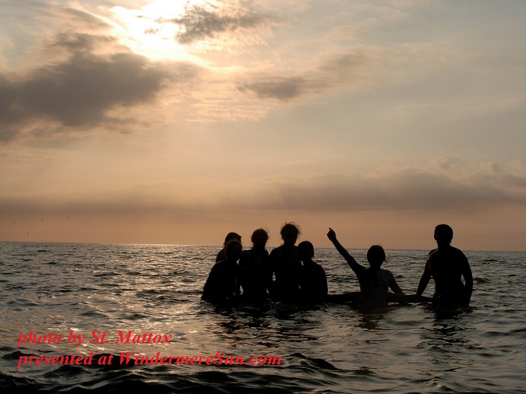 people-in-the-sea-at-the-sunset-1352203, by St. Mattox final