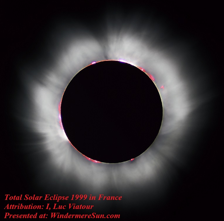 Total Solar Eclipse 1999 in France, Attribution I, Luc Viatour final