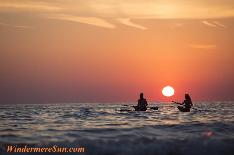Kayaking at Sunset-pexels-photo-165505, by Sebastian Voortman final