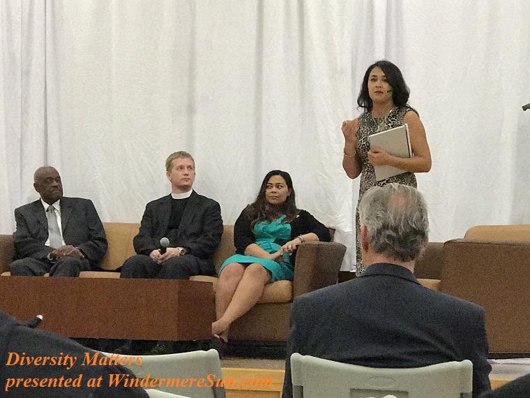 Gigi Moorman and speakers final