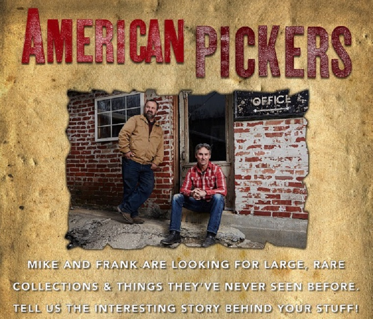American Picker Flyer final short