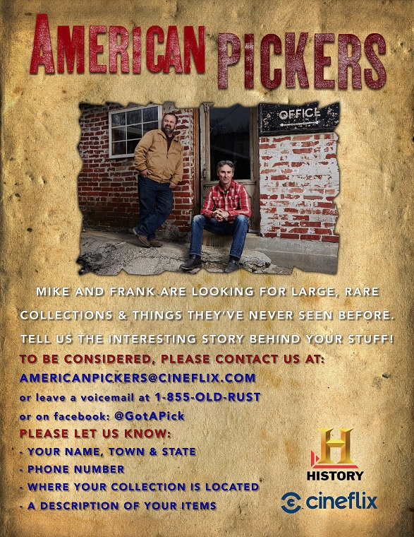 American Picker Flyer final