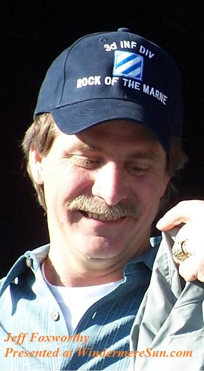 Jeff Foxworthy, PD final