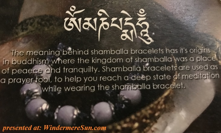 Dramatic Shamballa & Co. Handcrafted Jewelry card back final