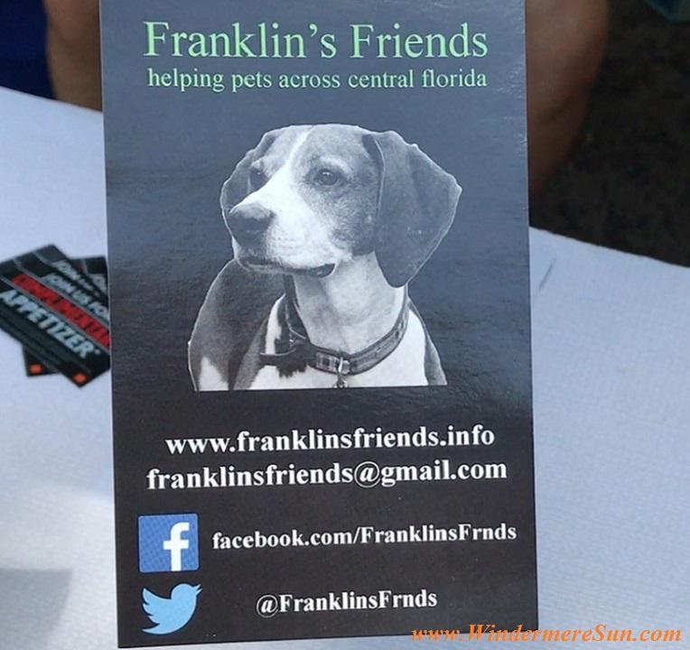 Franklins friends front final