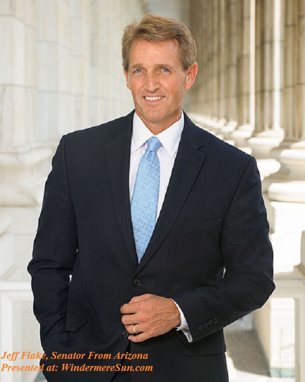 Jeff_Flake_official_Senate_photo, Senator from Arizona final