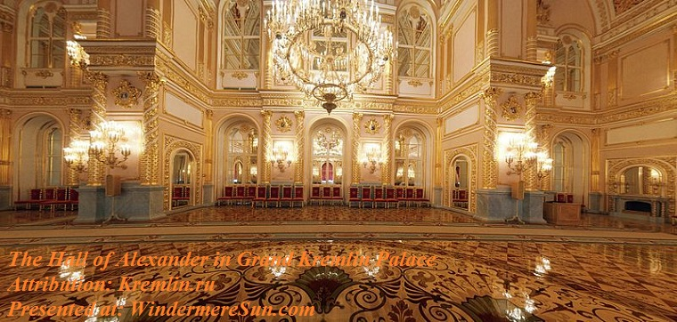 Kremmlin, The Hall of Alexander in Grand Kremlin Palace, Attribution-Kremlin.ru, Grand_Kremlin_Palace_Aleksandr_hall final