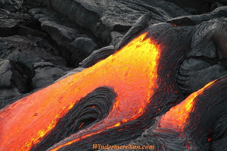volcanic lava flow, abstract-active-ash-235807 final