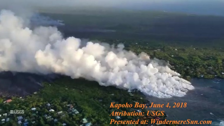 Kapoho Bay,steam-rising-from-kapoho-bay-exlarge-169, attribution-USGS, June 4, 2018 final