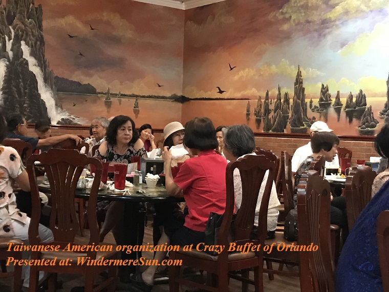 Taiwanese American organization at Crazy Buffet of Orlando-2 final