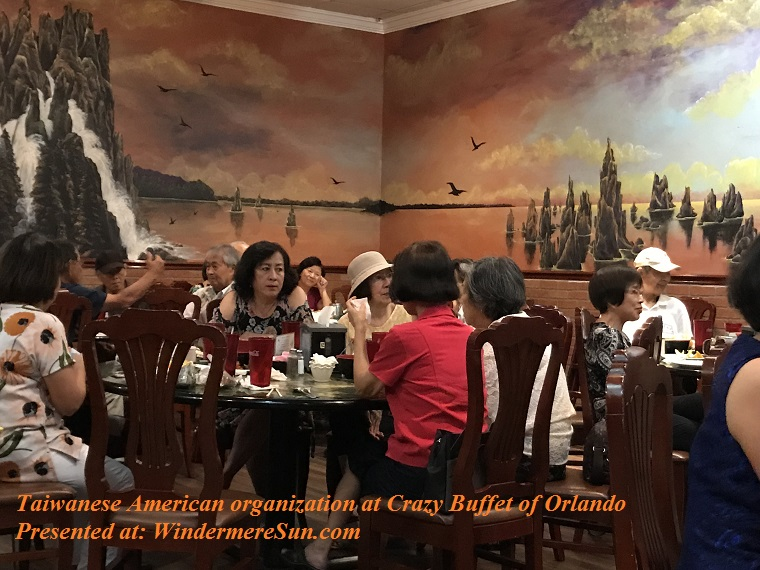 Taiwanese American organization at Crazy Buffet of Orlando-4 final