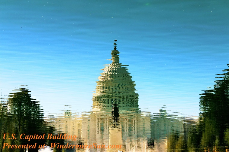 U.S. Capiotl building, hazy, architecture-building-capitol-616852 final