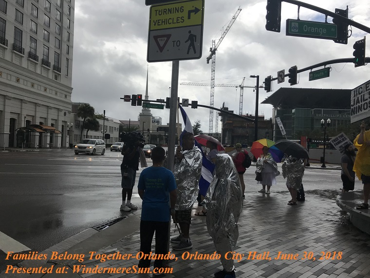 Families Belong Together-Orlando, Orlando City Hall, June 30, 2018-10, final