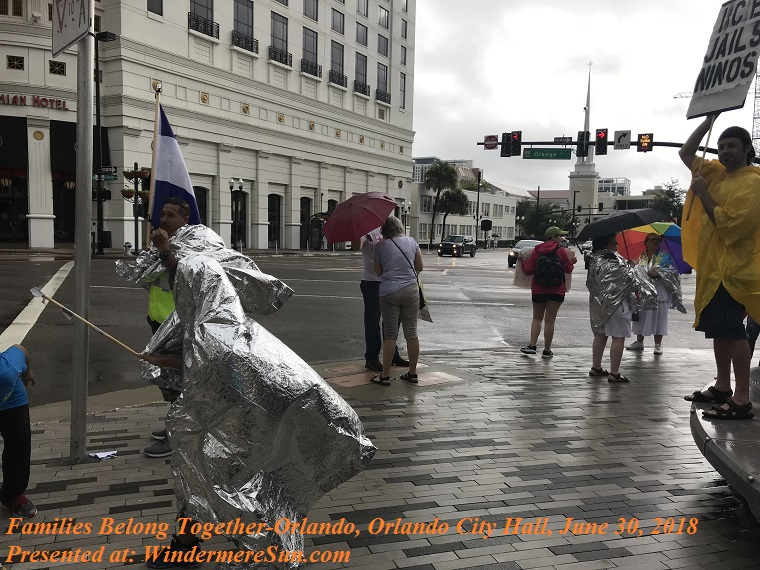 Families Belong Together-Orlando, Orlando City Hall, June 30, 2018-14, final