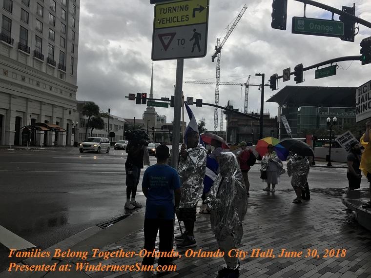 Families Belong Together-Orlando, Orlando City Hall, June 30, 2018-2 final