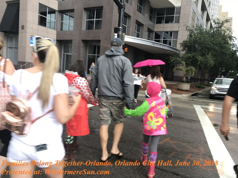 Families Belong Together-Orlando, Orlando City Hall, June 30, 2018-3, final