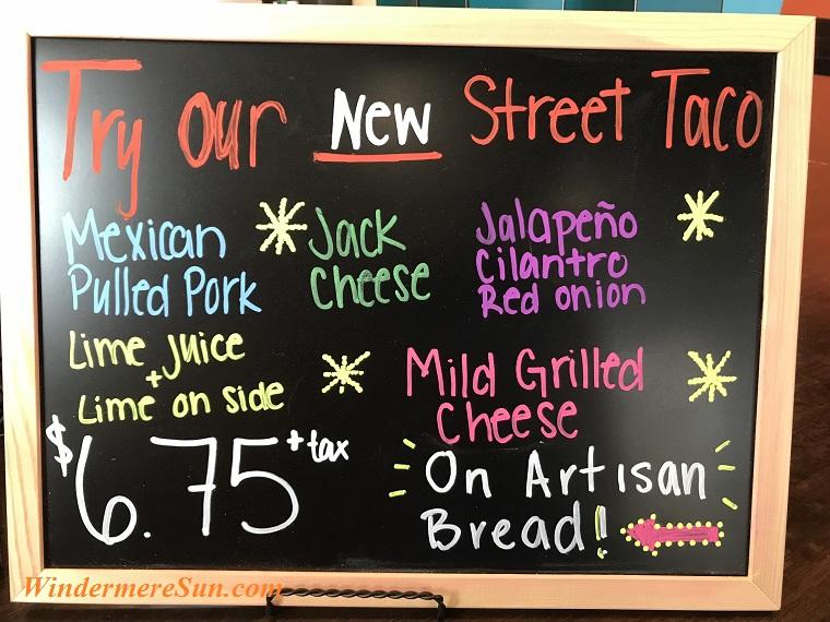 New Street Taco menu final