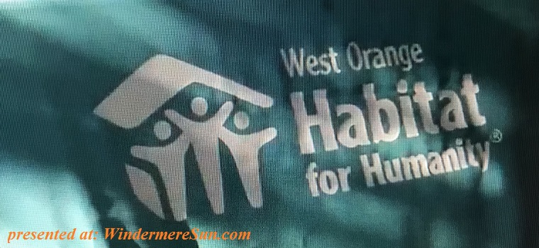 West Orange Habitat for Humanity banner final