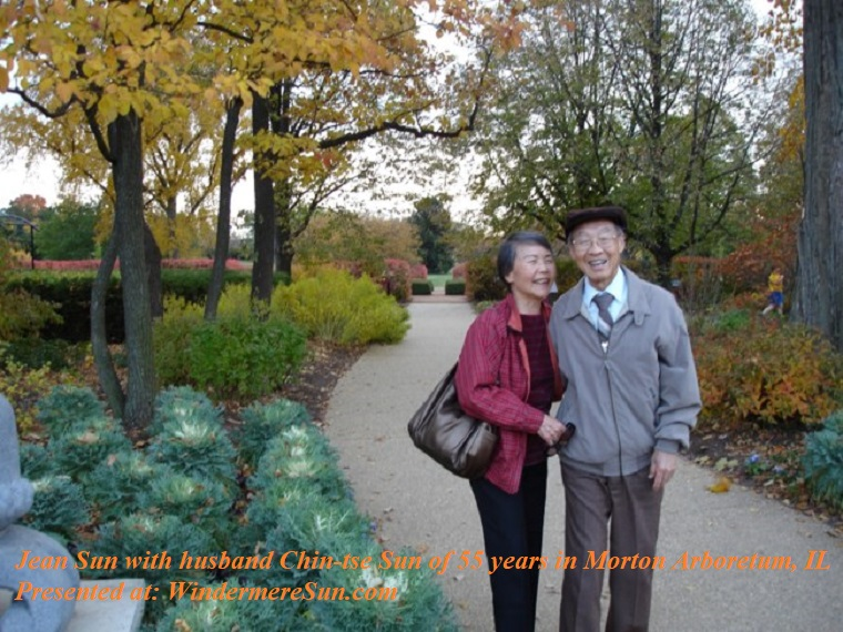 C.T. and Jean frequented Morton Arboretum accompanied by Susan final