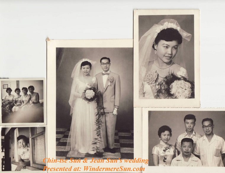 Chin-tse Sun and Jean Sun's wedding photo final