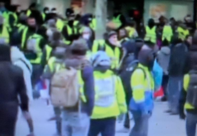 Gilets Jeunes, yellow vests-1 final