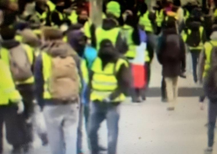 Gilets Jeunes, yellow vests-2 final