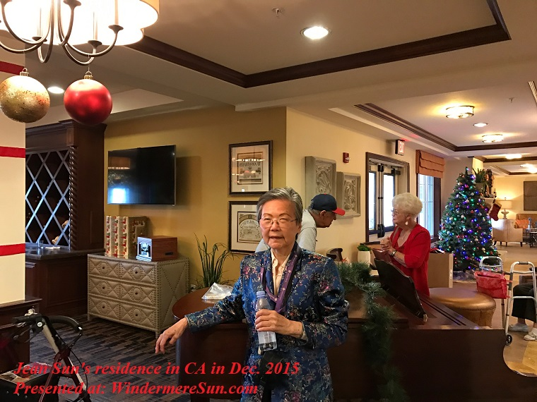 Jean Sun's residence in CA in Dec. 2015 final